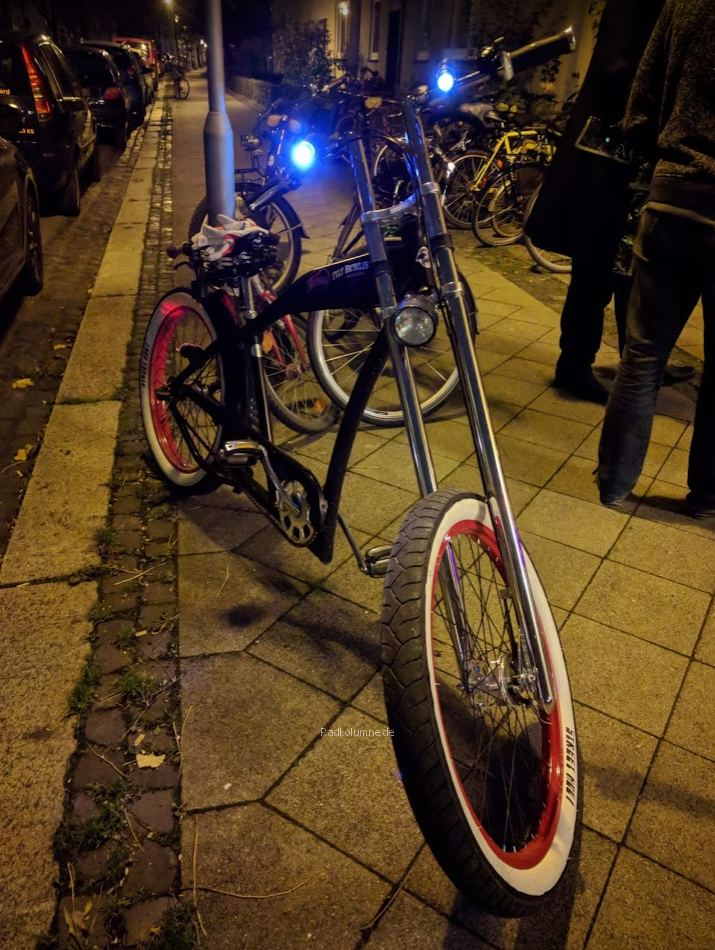 Outlaw Bicycle Gangs