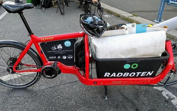 Cargobike Bullitt