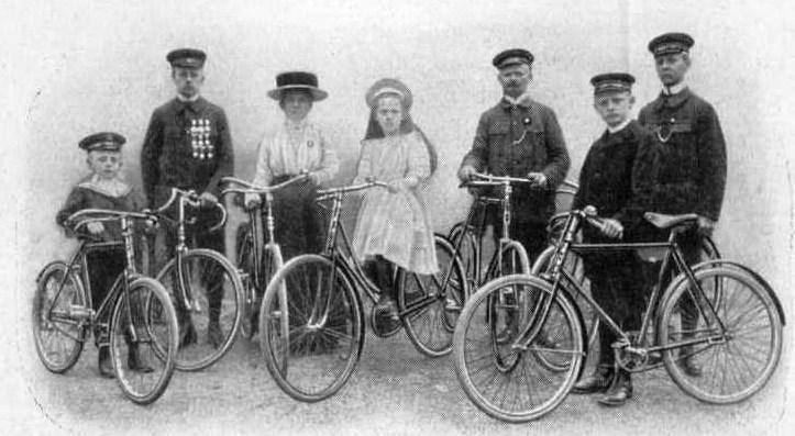 Diamant-Fahrräder