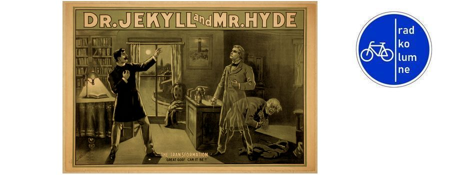 Poster: Dr. Jekyll and Mr. Hyde