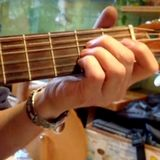 Gitarrist.