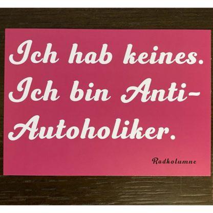 Antiautoholiker